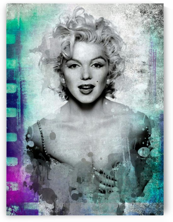 Enchanting Marilyn by Ivan Venerucci Italian Style