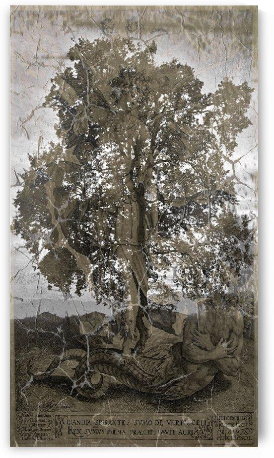 Sacred tree by Ivan Venerucci Italian Style