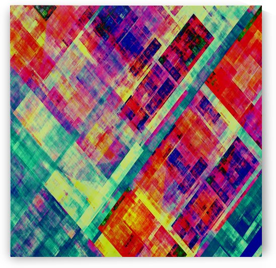 Abstract Composition 475 by Angel Estevez