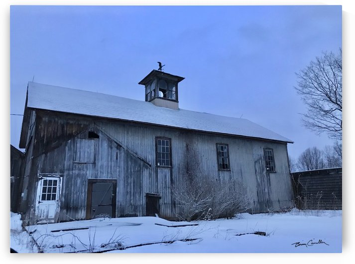 Avon Barn by Brian Camilleri Photography