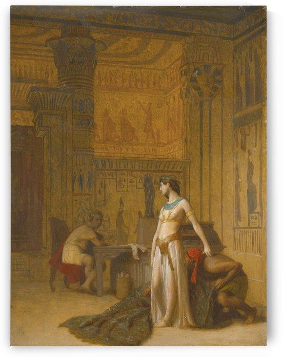 Roman lovers by Jean-Leon Gerome