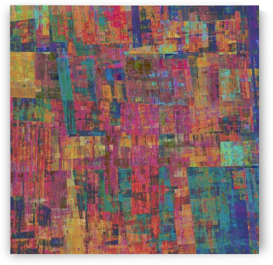 Abstract Composition 301 by Angel Estevez