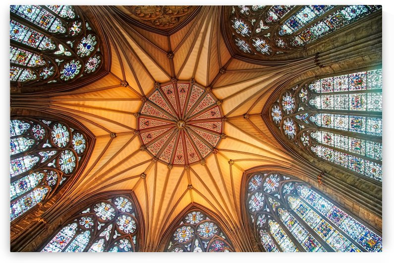 Religious Ceiling by Andy Jamieson