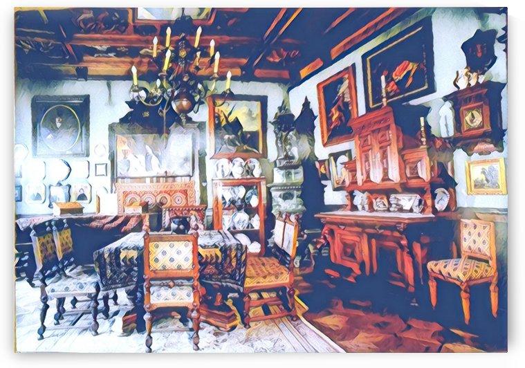 Zettl Langer Collection by Ferenc Lengyel