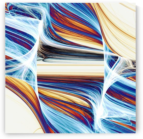 Abstract Composition 488 by Angel Estevez