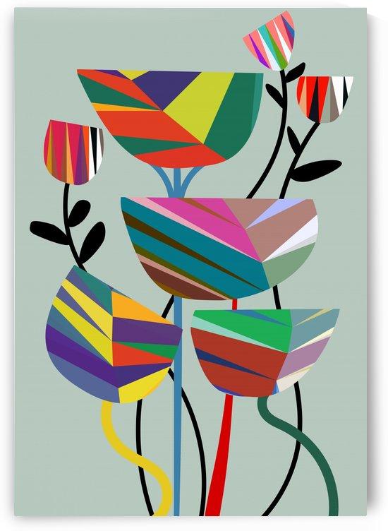 Wildflowers by Angel Estevez