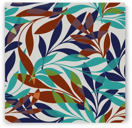 Tropical Foliage by Angel Estevez