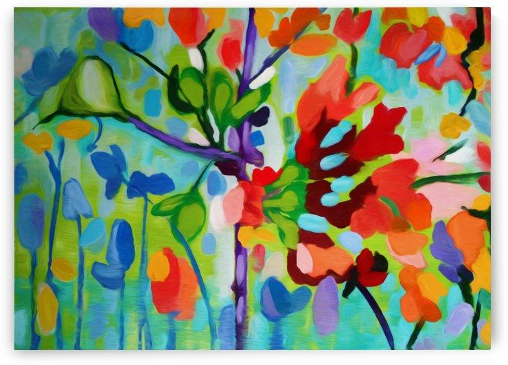 Floral 2 by Angel Estevez