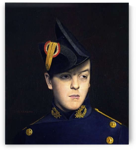 Paul Warburg by Jean-Leon Gerome