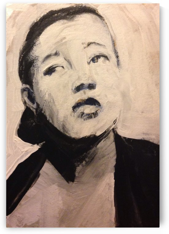Billie Holiday by Coral Staley