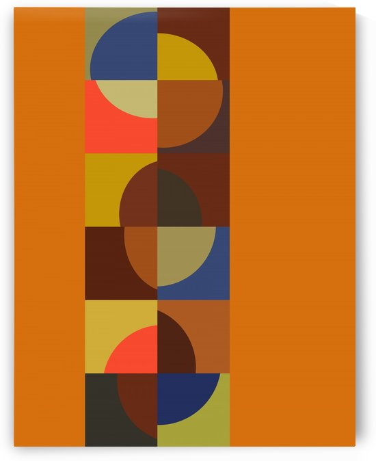 Abstract Composition 558 by Angel Estevez