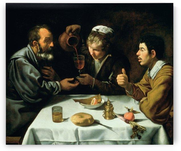 The Farmers by Diego Velazquez