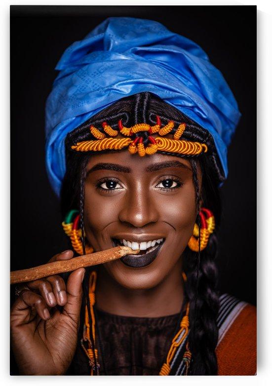 African Royal by JeffHonforloco