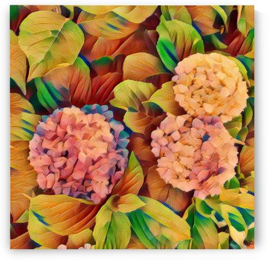 Pastel Bouquet by Shanta Nicole