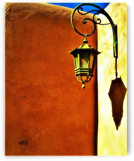 Lantern Shadow by Efrain Montanez