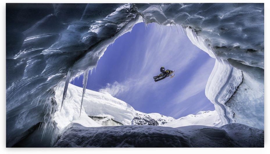 Crevasse Jump by Billy Stevens media