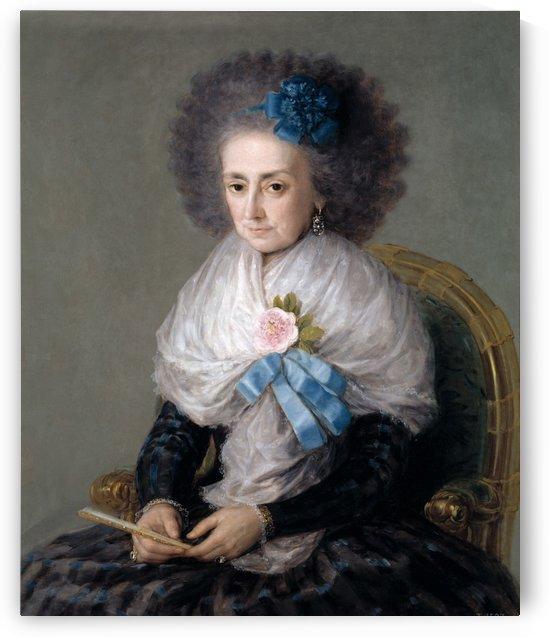 Maria Antonia Gonzaga by Diego Velazquez