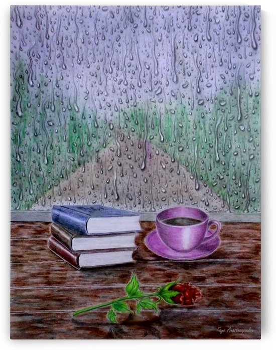Rainy Morning by Faye Anastasopoulou