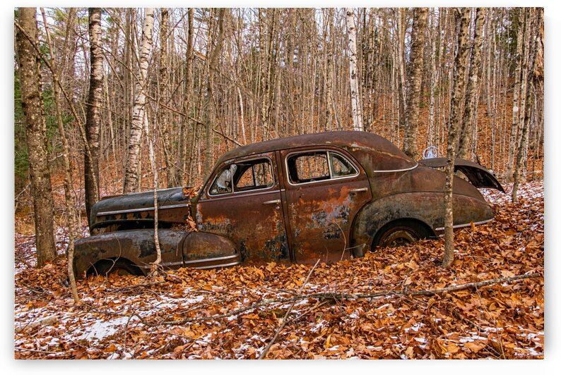 Chevrolet Fleetline 4 by Dave Therrien
