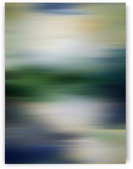 Abstract Landscape 3 by Angel Estevez