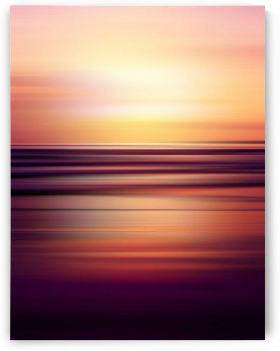 Abstract Landscape 8 by Angel Estevez