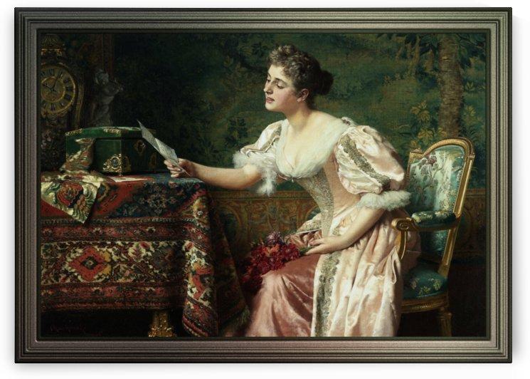 The Letter by Wladyslaw Czachorski by xzendor7