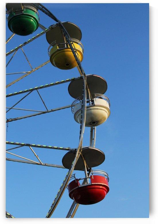 Ferris Wheel by Bob Vogt