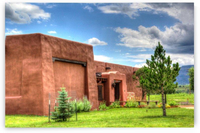 Seton Library by Bob Vogt
