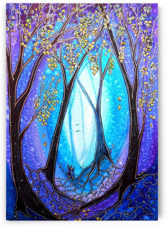 New Beginnings  by Linda Callaghan