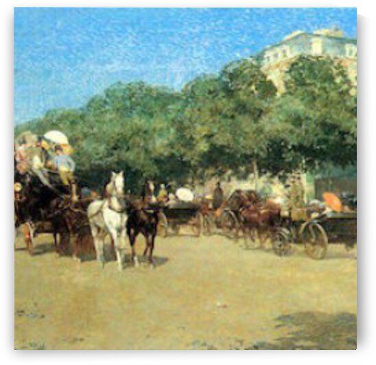 The day of the Grand Prize -1- by Hassam by Hassam