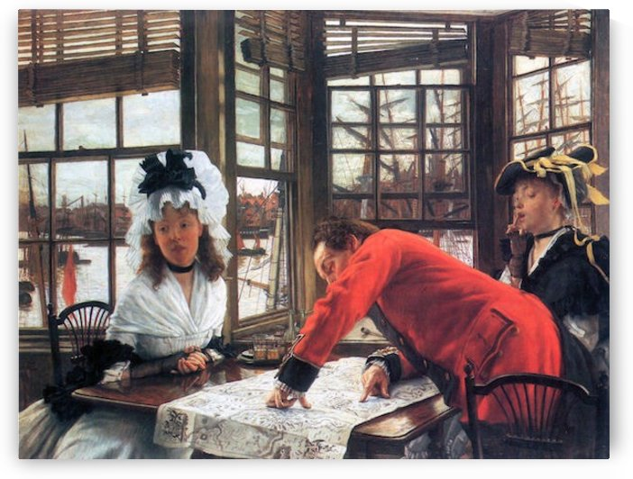 An interesting story by Tissot by Tissot