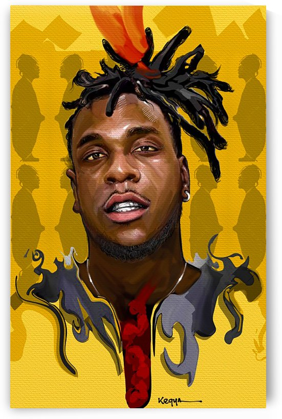 BURNA BOY by GORDEN KEGYA