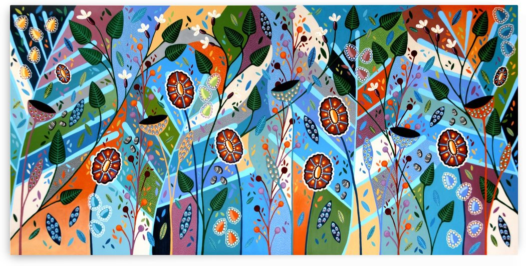 Blooming Marvelous by Lisa Frances Judd
