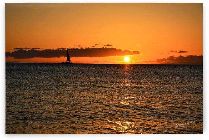 Maui Sunset  by Missy Rappoport
