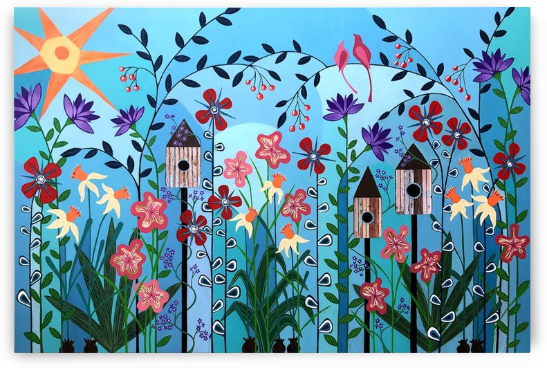 Cant Wait Til Spring by Lisa Frances Judd