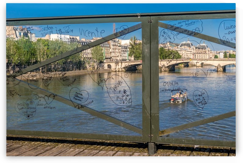 Paris Love by Jean Farrell