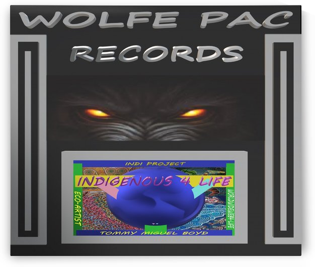 WOLFE PAC RECORDS 3 by KING THOMAS MIGUEL BOYD