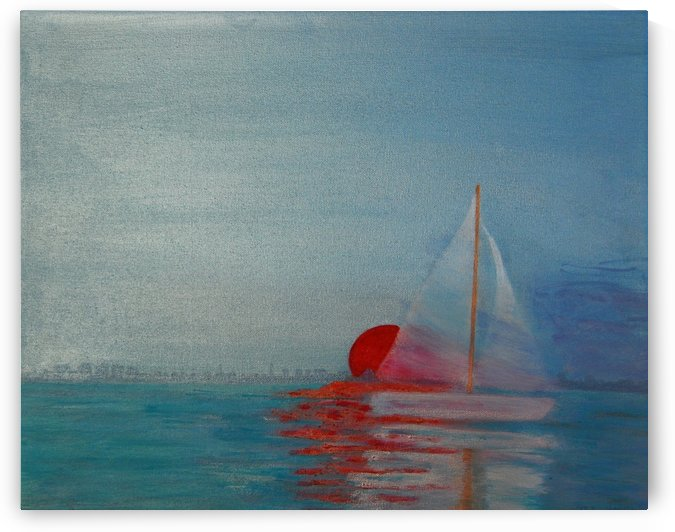 Smooth Sailing by MJ Hoehn