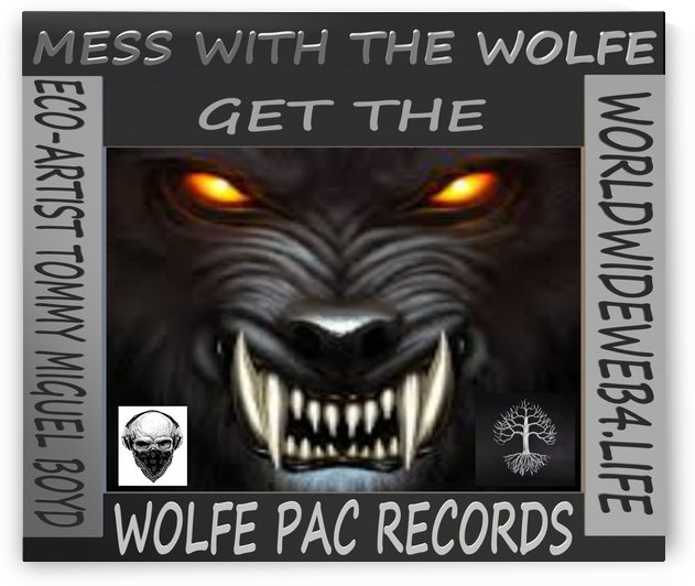 WOLFE PAC RECORDS 4 by KING THOMAS MIGUEL BOYD