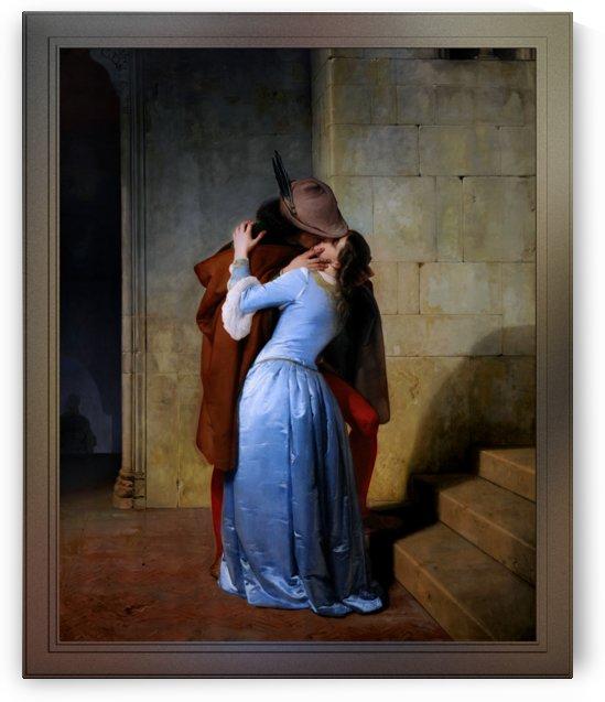 The Kiss by Francesco Hayez by xzendor7