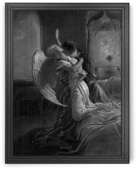 Romantic Encounter by Mihaly von Zichy by xzendor7