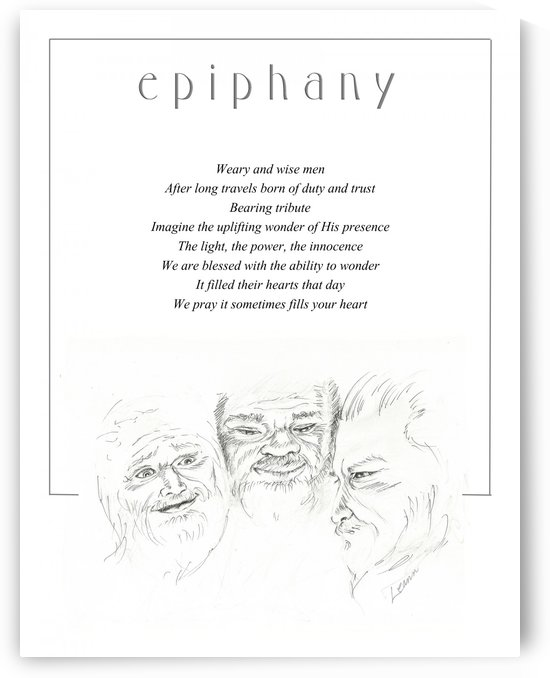 Epiphany - English by Shadow and Form