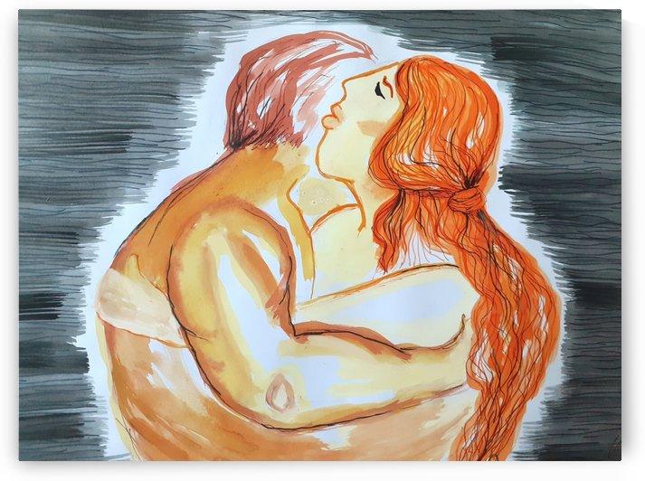 Loving Couple  by Maltez