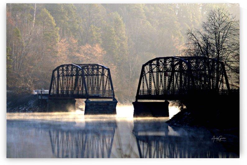 Broken Bridge 2 by Andy Griner