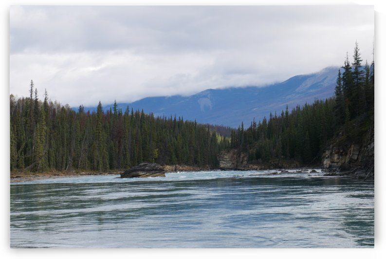 Alberta River by Robyn Larabee