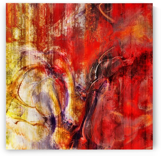 Redrum (11) by Jean-Francois Dupuis