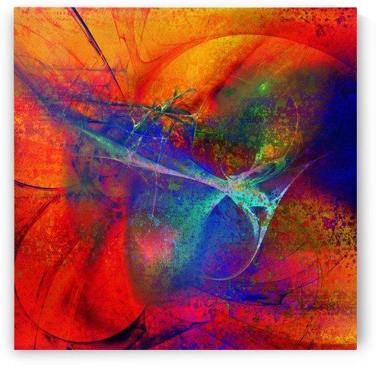 Astroa orange  by Jean-Francois Dupuis