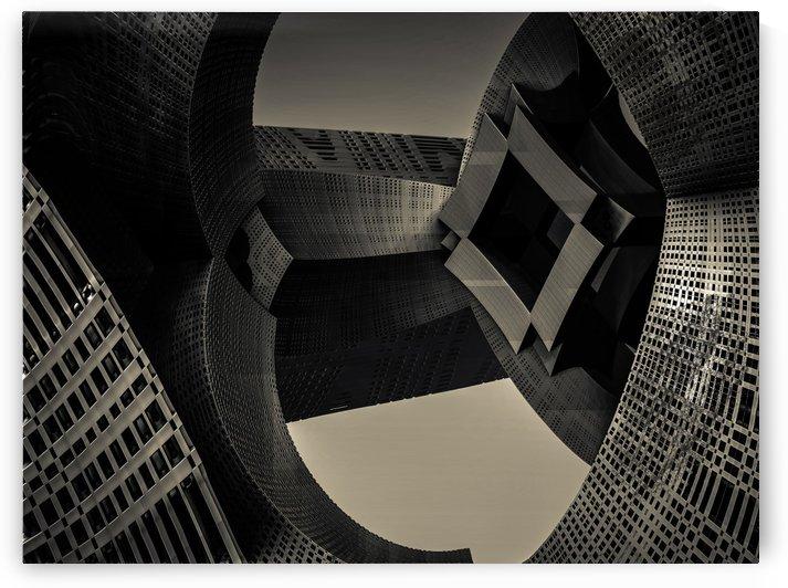 Dark city by Jean-Francois Dupuis