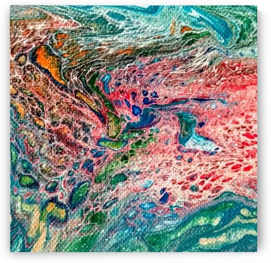 Red Tide by J C Adams