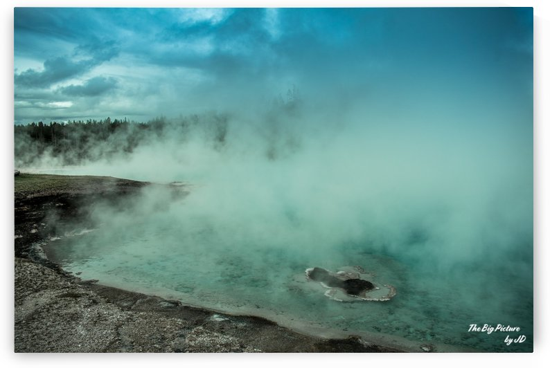 Yellowstone congress by The Big Picture by JD